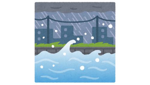 河川氾濫・保険相談